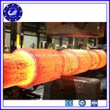 La grande barra rotonda pesante calda aperta muore il pezzo fucinato dell'asta cilindrica della turbina di vento