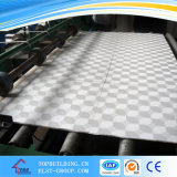 Plafond en plâtre stratifié en PVC 631