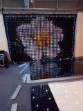 ткань занавеса СИД Vison полного цвета 3*3m RGB для фона этапа