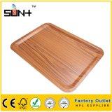 Haute qualité 0,5-1.2mm du grain du bois feuille de stratifié