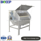 Rotary drill Drum Filter Close Machine in Sewage Treatment Seedling