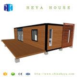 南アフリカ共和国の既製のフラットパックの容器の家の計画