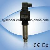 - 발광 다이오드 표시 (QP-87X)를 가진 100~0kpa, 0~5kpa0~500kpa, 0~100의 MPa 가스 또는 액체 압력 전송기