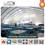 結婚披露宴のテントおよびイベントのテントのための60mの幅のゆとりのスパンの巨大なテント