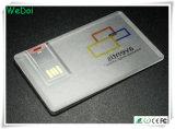 Azionamento trasparente dell'istantaneo del USB della scheda con il marchio dell'OEM (WY-C30)