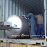 Erdölraffinerie-Pflanzenöl-Raffinierung der Soyabohne-15t/D