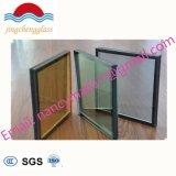 Commerce de gros Low-E Économie d'énergie isolé de la fenêtre en verre trempé de la Chine fabricant