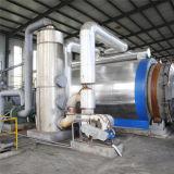 Pianta di plastica residua ambientale di pirolisi da lubrificare