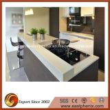 Comptoir de cuisine à quartz en polissage à vendre