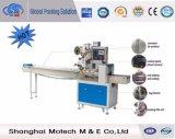 Máquina horizontal de la envoltura del caramelo del hielo de los tallarines inmediatos