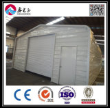 Garage en acier préfabriqué de tube en acier