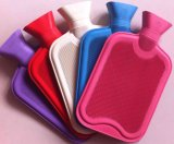 100% полиакрил трикотажные сердце крышка для горячей воды подушки безопасности