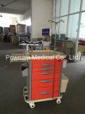 مستشفى [مديكل مرجنسي] معالجة حامل متحرّك معالجة عربة