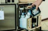 Impresora continua del código del tratamiento por lotes de la inyección de tinta de la bolsa de plástico de Digitaces del solo color