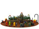 販売の子供のおかしいゲームのおもちゃロープの運動場のための2016の学校の運動場装置