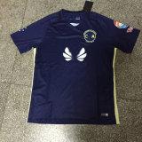 절기 미국 2016/2017 파란 축구 Jerseys, 축구 t-셔츠