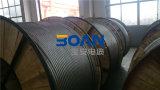 ACSR, aluminio conductores de acero reforzado (ASTM B 232)