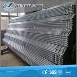 Tubo d'acciaio di Gi di Gavalnized del TUFFO caldo di ASTM A53 Sch 40 con il buon prezzo