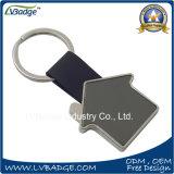 Corrente chave em branco do metal para o presente