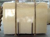エジプトPerlatoのSfによって磨かれる黄色い大理石の平板Selviaかシルビアベージュ色大理石