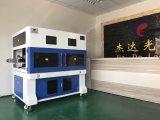 Machine de gravure automatique d'inscription de laser de CO2 pour le PEC en bois