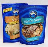 ロゴの印刷を用いる袋の食品包装袋を包むチョコレート