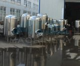 De grote (ace-fjg-AJ) Tank van de Gisting van het Bier van het Roestvrij staal