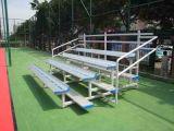 Estadio de aluminio gradas de aluminio del blanqueador de fútbol Sillas de bádminton