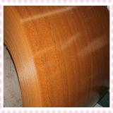 木の穀物PPGI