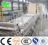Altpapier, welches das Industrie-Toiletten-Seidenpapier herstellt Maschine für Verkauf aufbereitet