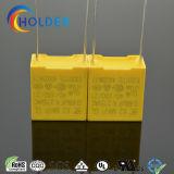 새로운 상자에 의하여 금속을 입히는 폴리프로필렌 필름 축전기 (X2 0.68UF/275V D7)