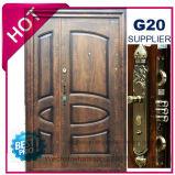 Porta de aço da segurança do metal exterior da qualidade 2017 superior (EF-S123)