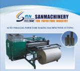 Paralelo Tubo de fabricación de papel básico máquina con buena calidad
