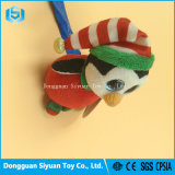 Giocattolo farcito della peluche del pinguino di Ty del regalo di natale mini per la promozione