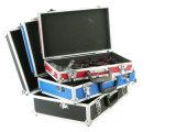 Nós caixas de ferramentas impermeáveis materiais de alumínio feitas sob encomenda