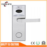 Serratura in lega di zinco della serratura di portello di alta qualità per la scheda di sostegno MIFARE dell'hotel