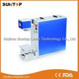 máquina de marcação a laser de fibra com 20W Mopa /Mopa Máquina de Impressão Colorida a Laser de fibra