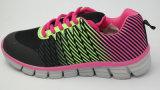 Prezzo competitivo superiore della scarpa da tennis dei bambini dei pattini correnti di sport (AKRS35)