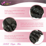 Один волос Donor полной надкожицы Unprocessed оптовый бразильский