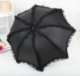 Guarda-chuva da mulher do laço do presente claro super barato relativo à promoção mini