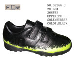 N° 52266 Taille Enfant Garçon Chaussures Chaussures de Football de stock