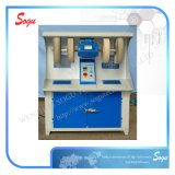 Double Head Dust Collecting Speed Adjustment Automatic Electric Shoe Polishing Machine, Safety Shoe Machine