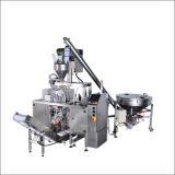 Premadeの磨き粉の満ちるシーリングパッキング機械