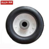 6 pouces de roue en caoutchouc solide hémisphérique pour voitures jouets