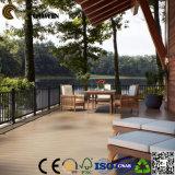 Crack-Resistant Piso composto de madeira deck exterior em PVC