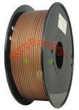 Además de cobre de 3,0 mm de bobinado de filamento 3D Flex