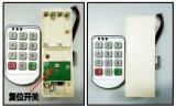 De elektronische Kast van het Staal/Digitale Kast met 6 Deuren