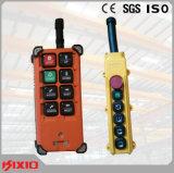 Elektrisches Remote Control 4m-30m Lift 5 Ton Overhead Crane Hoist