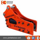 Dongyang-seitlicher Typ hydraulischer Unterbrecher für 11-16 Tonnen Exkavator-