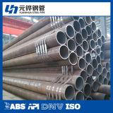 Tubo de acero inconsútil 133*6 para la caldera de presión inferior y media